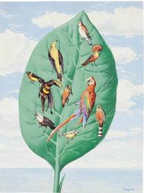 Clin d'oeil à Magritte  La_tro10