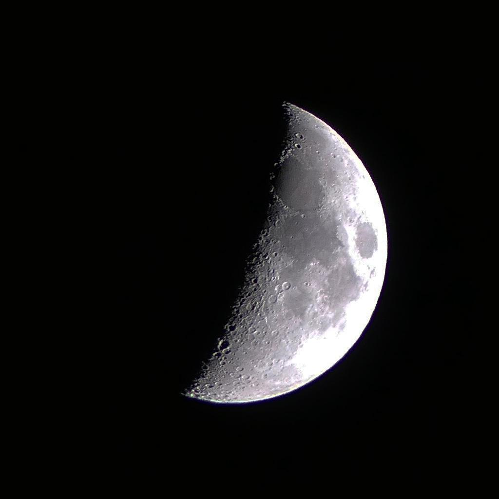 Lune du 26 juillet P1060510