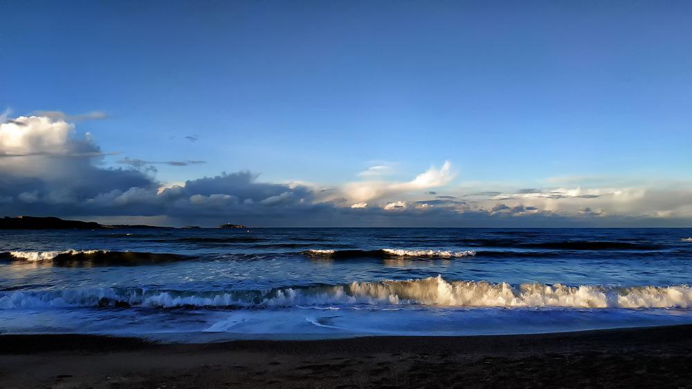 Brutal Beach au repos. Plaged10