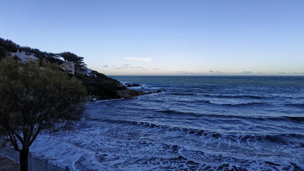 La baie de Portissol Portis10