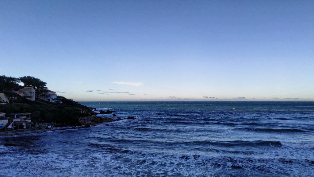 La baie de Portissol Portis13