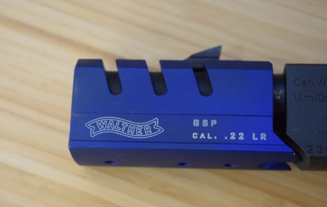 Price check on Walther GSP Expert Pix30711