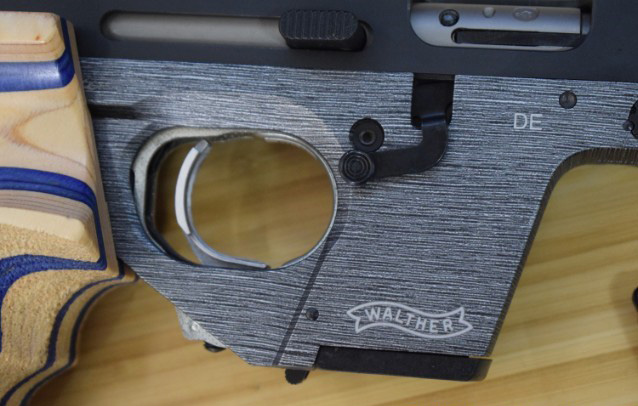 Price check on Walther GSP Expert Pix79011