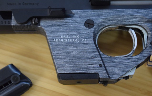 Price check on Walther GSP Expert Pix79810