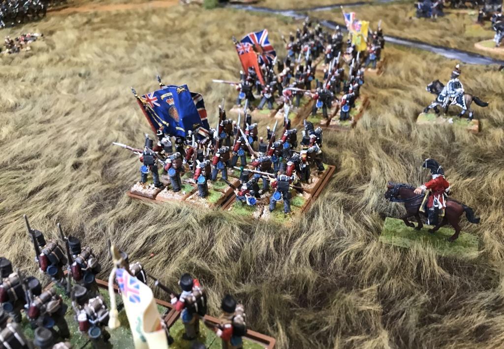 Brochettes sauce piquante: Bataille franco anglaise du 23 novembre à Toulouse Img_4012