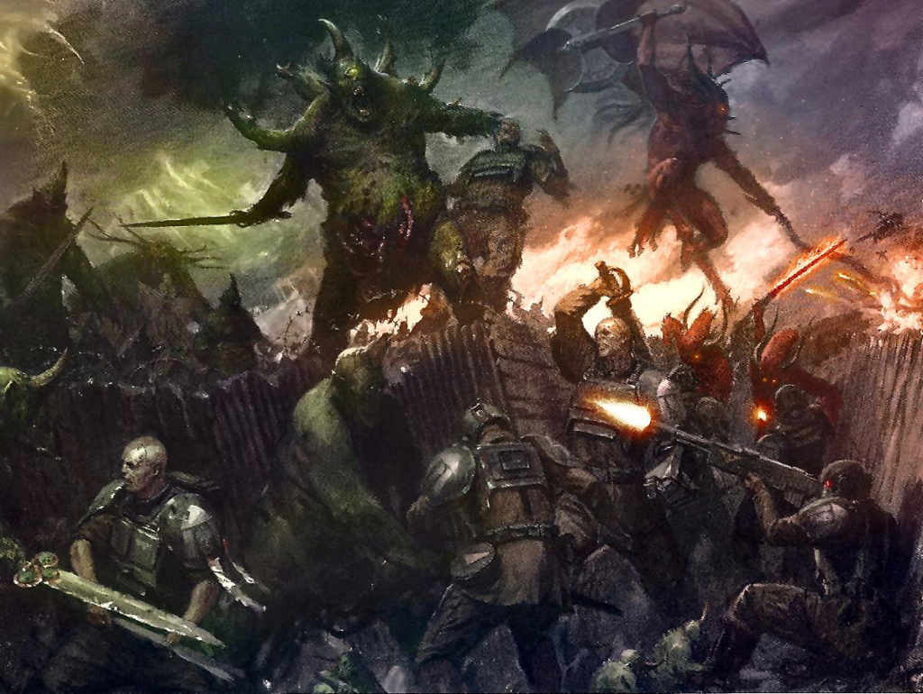 Warhammer (40K) fans? Tumblr10