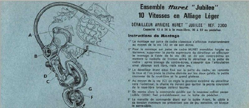 MOTOBECANE CRITERIUM Circa 1969 Dzorai10