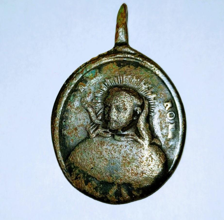 Salvator Mundi / Beato Simón de Rojas, S. XVIII Thumbn11