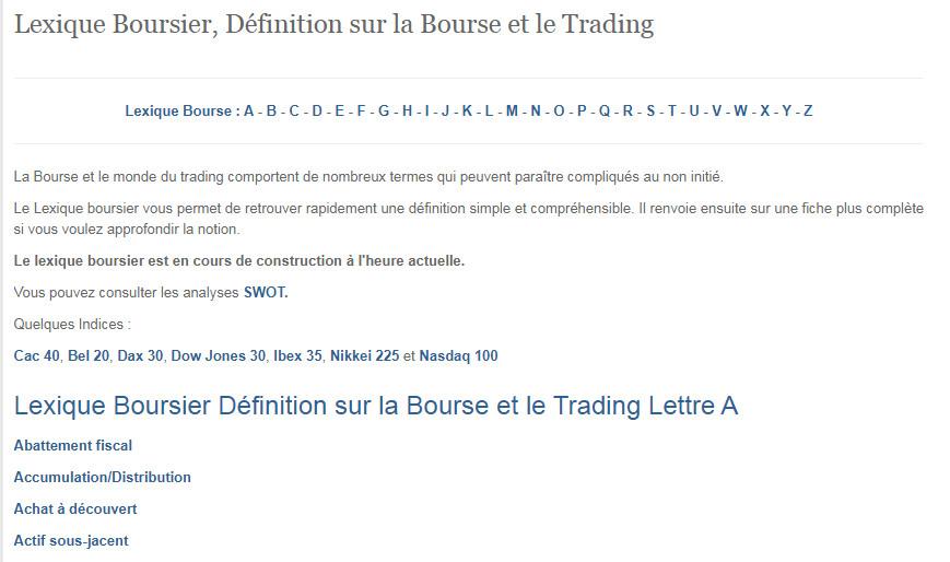 Intégrer un Lexique sous forme word à son forum (HTML) Lexiqu10