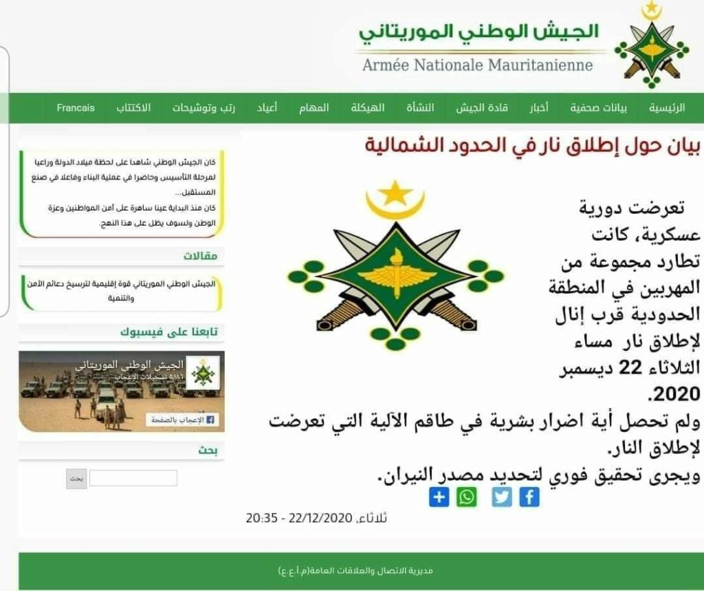 Armée Mauritanienne - Page 13 13217610