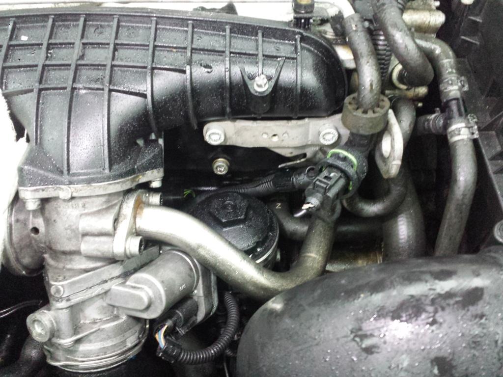 [ VW Touran tdi 140 BKD an 2006 ] Problème voyant préchauffage clignote - Démarrage difficile 20200113