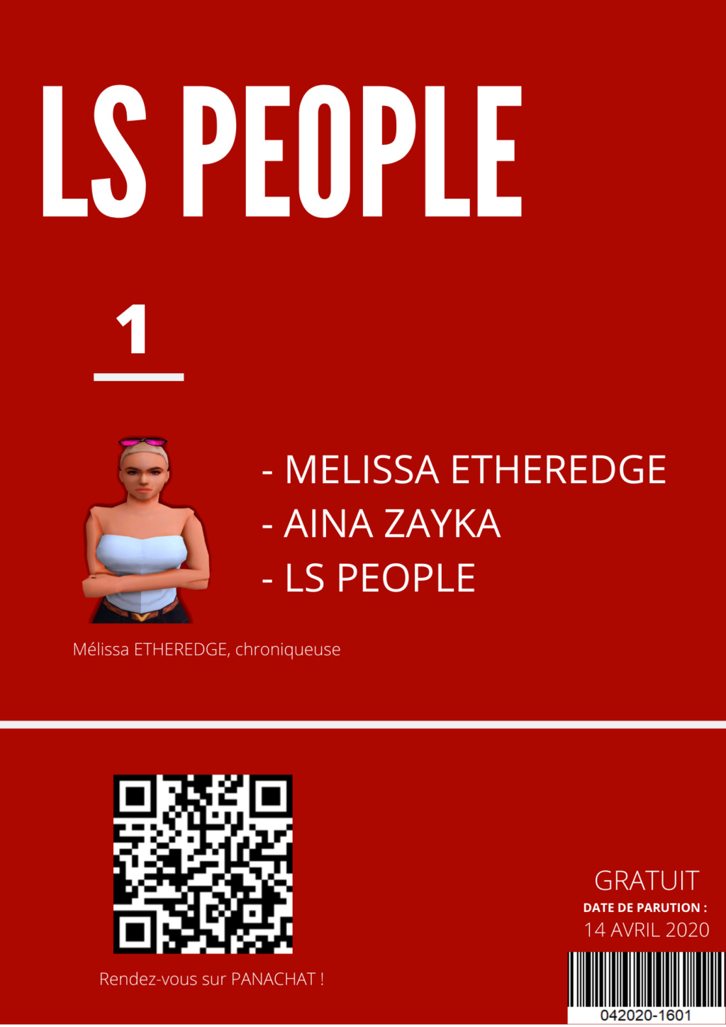 Magazine LS PEOPLE - 14 AVRIL 2020  510