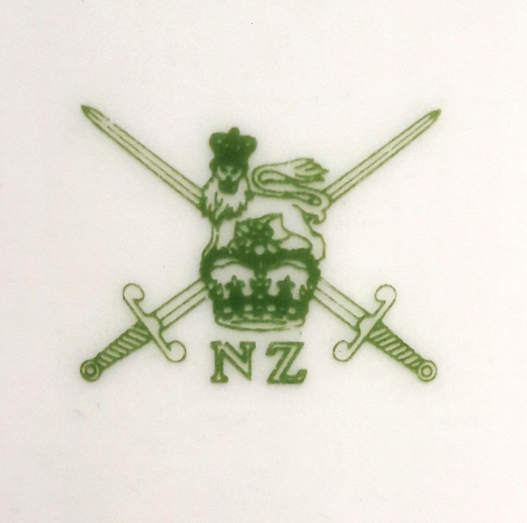 Can anyone shed light on this NZ Army badged mug? 20200616