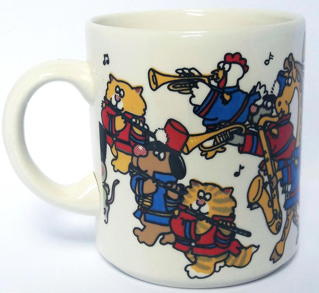 Papel Mug made by Crown Lynn 20201016