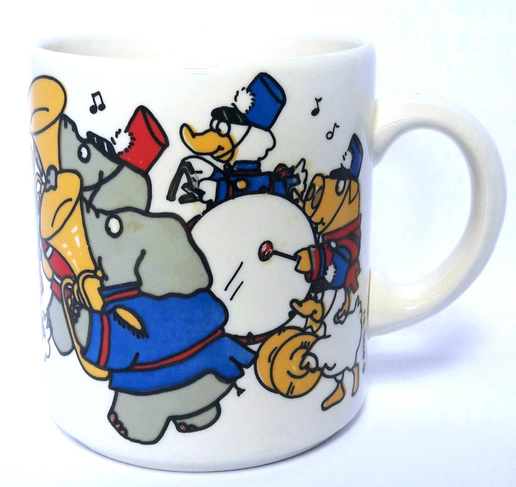 Papel Mug made by Crown Lynn 20201017