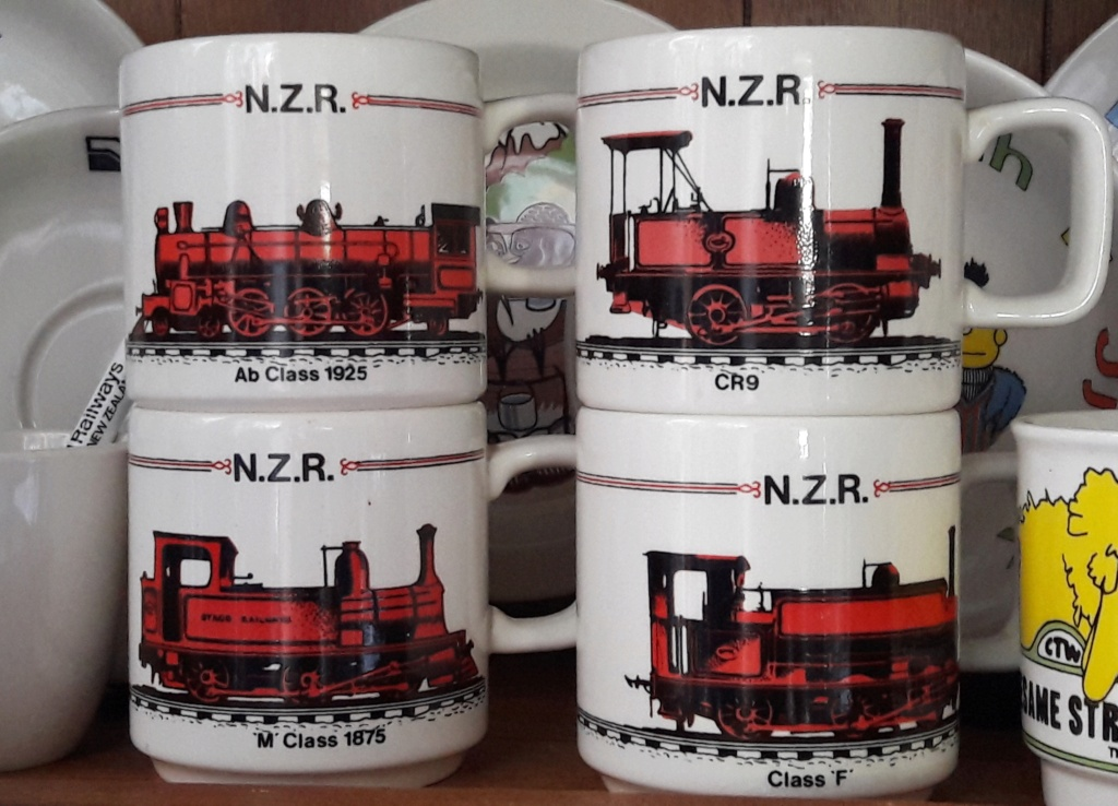 N.Z.R. Mugs - Is This The Full Set? 20201210
