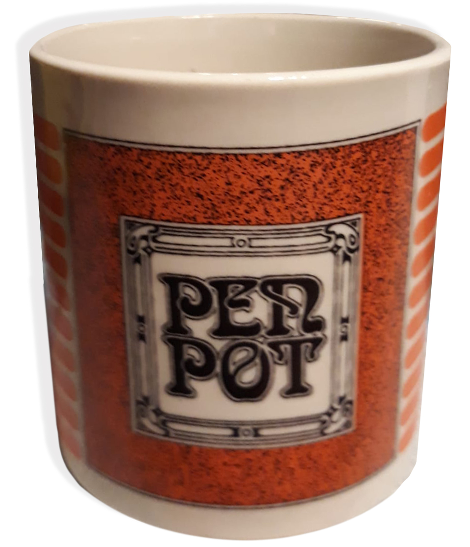 Seeking Muppet mug and/or orange Pen Pot please! Orange10