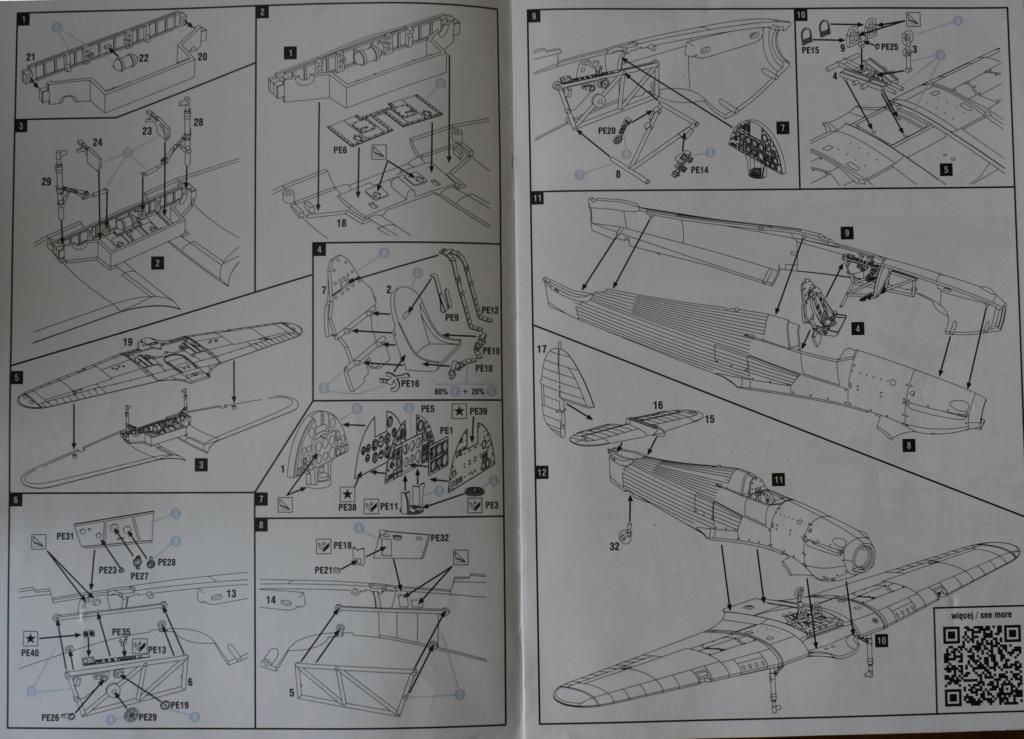 [ARMA HOBBY] Hurricane Mk.I   (revue de kit) Dscf9018