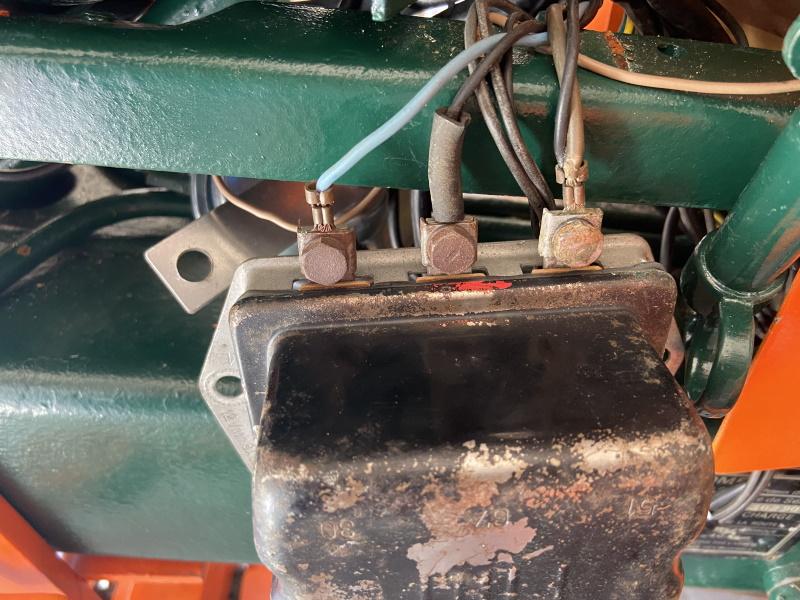 moteur - SOMECA SOM25E - Moteur et radiateur - Page 5 Img_1129