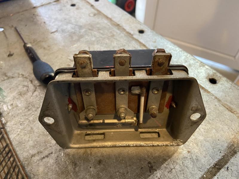 moteur - SOMECA SOM25E - Moteur et radiateur - Page 5 Img_1130