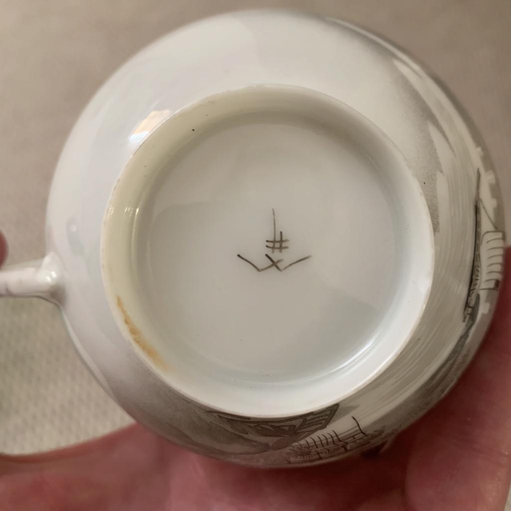 Teacup , Japanese kutani porcelain  Img_1210