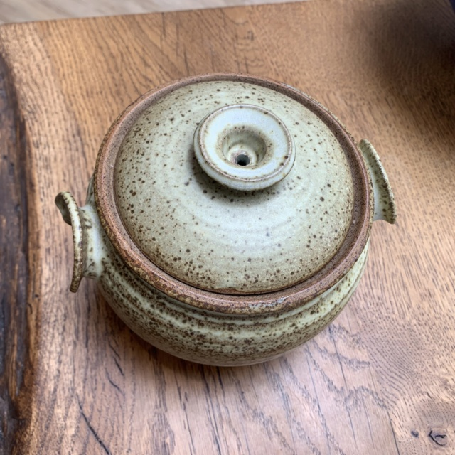 Ceramic Lidded Dish With Makers Mark ID Help Img_1811