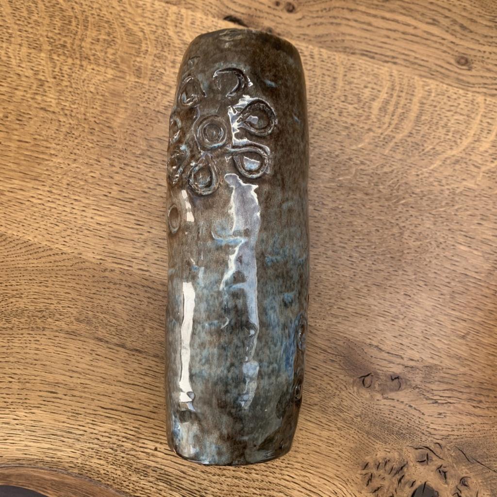 Rustic Looking Cylinder Vase ID Help Img_2410