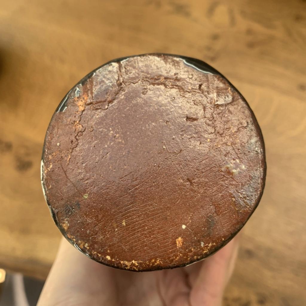 Rustic Looking Cylinder Vase ID Help Img_2412