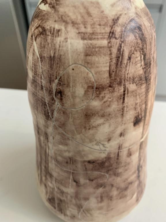 Dancing Stickmen Ceramic Vase ID Request Img_3212