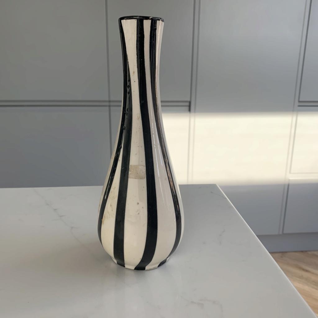 Mid Century Style Vase ID Help Img_4317