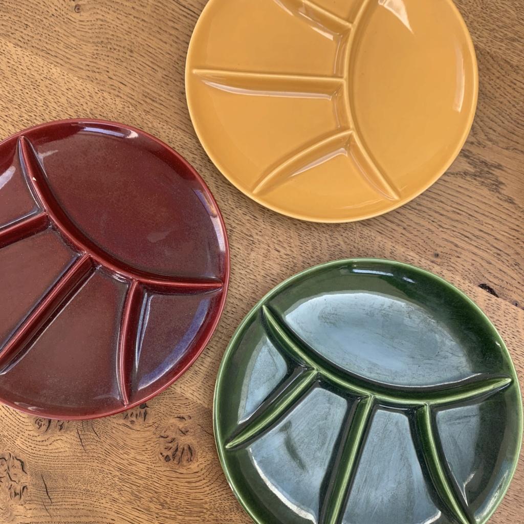 60s Style Fondue Plates Makers Mark ID Help Img_4811