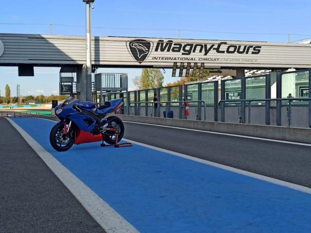 """Le compte rendu Magny Cours """"Journées Motopiste"""" 15/16 Août 2020 avec BMC 11816210"""