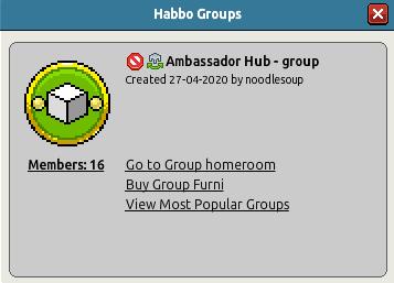 Habbo Staff Updates: Noodlesoup 3amb10