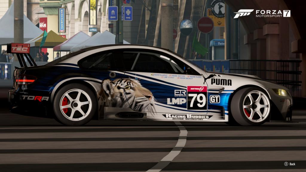 TEC R1 24 Hours of Daytona - Livery Inspection Forza_12