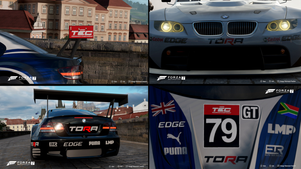 TEC R1 24 Hours of Daytona - Livery Inspection Other10