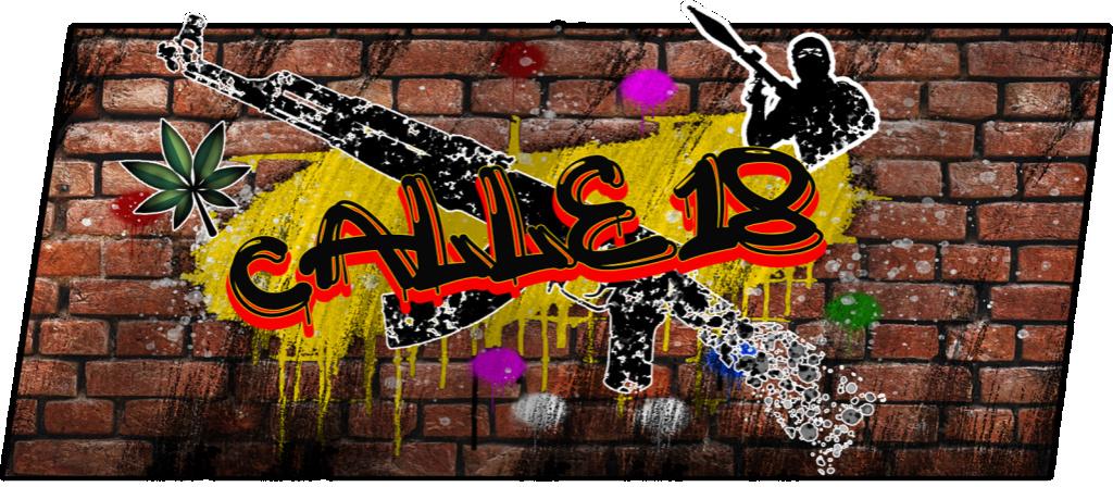 [No oficial] - Calle 18 Logo_m10