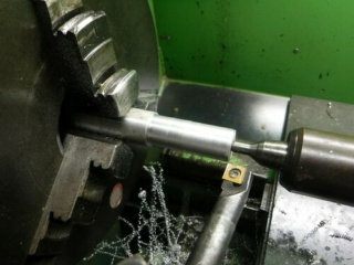 Réparation d'un filetage de manivelle 14x125 Repara10