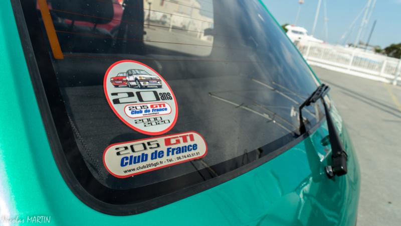 [85] 205 GTi Griffe - 130cv - AM91 - Vert Fluorite - N°1259/1652 - Page 8 09082013