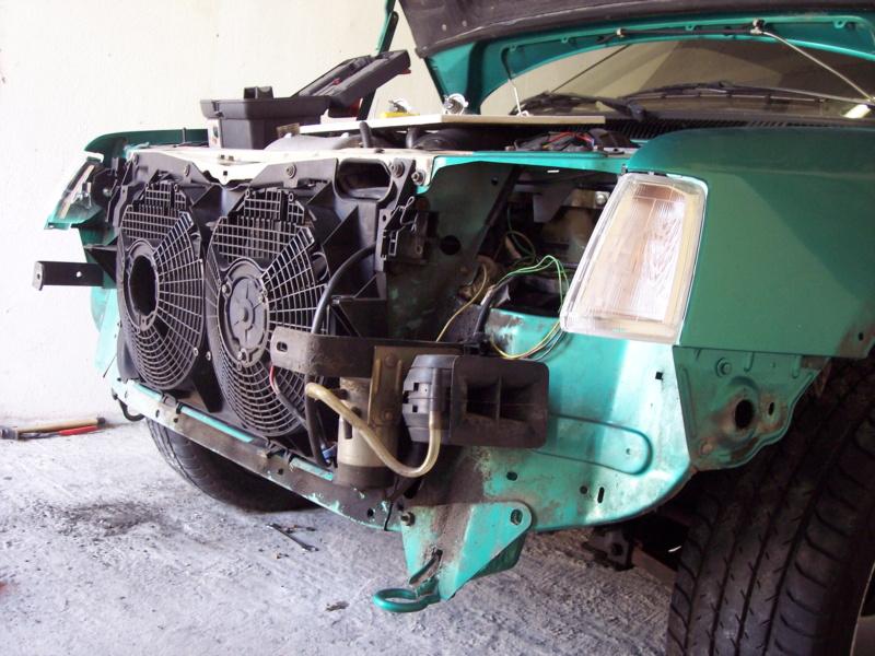 [85] 205 GTi Griffe - 130cv - AM91 - Vert Fluorite - N°1259/1652 - Page 3 100_4416