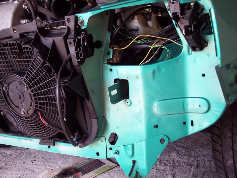 [85] 205 GTi Griffe - 130cv - AM91 - Vert Fluorite - N°1259/1652 - Page 3 100_4423