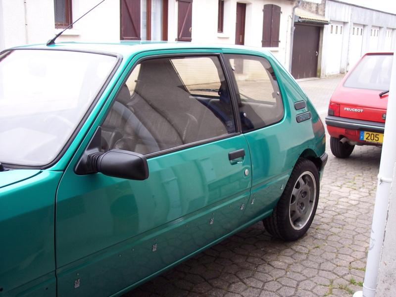 [85] 205 GTi Griffe - 130cv - AM91 - Vert Fluorite - N°1259/1652 - Page 4 100_4716
