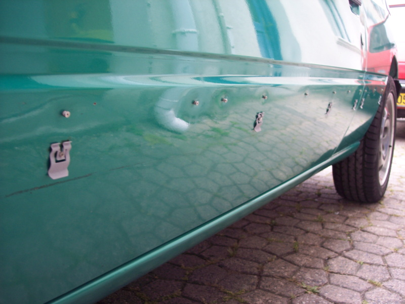 [85] 205 GTi Griffe - 130cv - AM91 - Vert Fluorite - N°1259/1652 - Page 4 100_4717