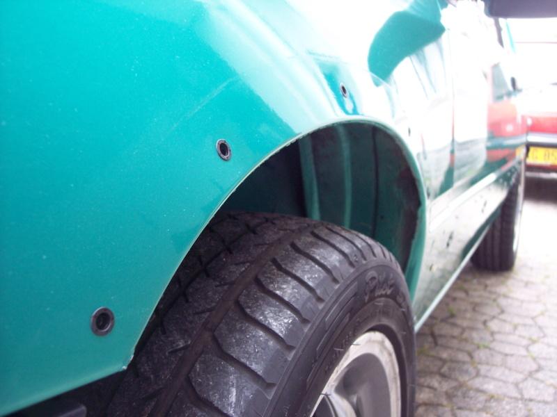 [85] 205 GTi Griffe - 130cv - AM91 - Vert Fluorite - N°1259/1652 - Page 4 100_4718