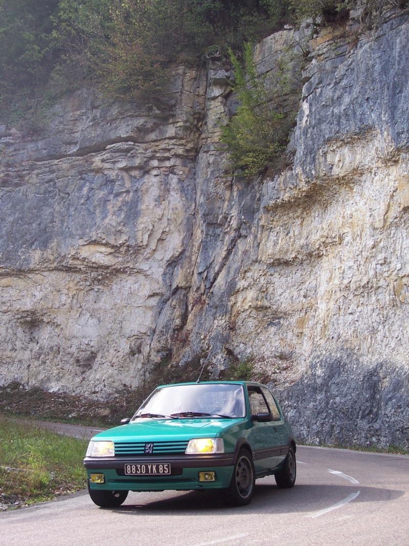 [85] 205 GTi Griffe - 130cv - AM91 - Vert Fluorite - N°1259/1652 - Page 6 100_5810