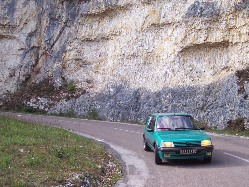 [85] 205 GTi Griffe - 130cv - AM91 - Vert Fluorite - N°1259/1652 - Page 6 100_5812