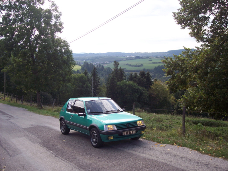 [85] 205 GTi Griffe - 130cv - AM91 - Vert Fluorite - N°1259/1652 - Page 6 100_5814