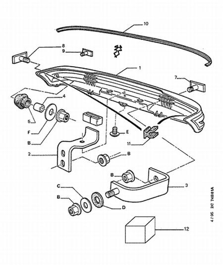 [85] 205 GTi Griffe - 130cv - AM91 - Vert Fluorite - N°1259/1652 - Page 4 2c74b010
