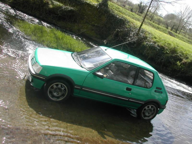 [85] 205 GTi Griffe - 130cv - AM91 - Vert Fluorite - N°0688/1652 Dscn0113