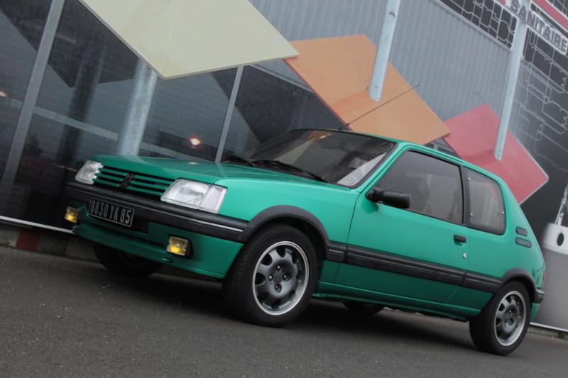 [85] 205 GTi Griffe - 130cv - AM91 - Vert Fluorite - N°1259/1652 - Page 6 Img_4716