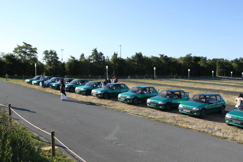 [85] Les 20 ans de la 205 GTI GRIFFE - 25 et 26 juin 2011 Img_6011